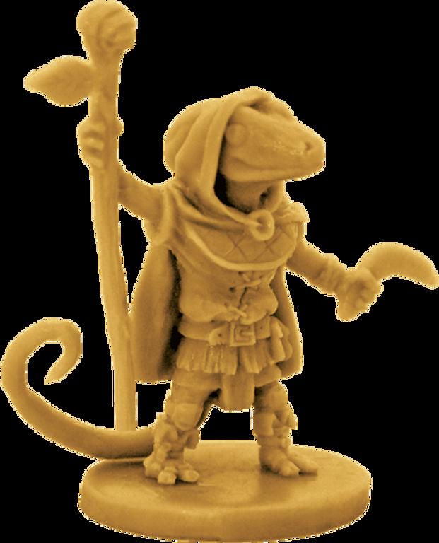 Mice and Mystics: Downwood Tales miniatures