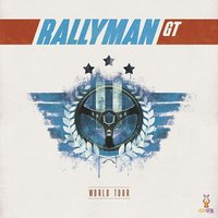 Rallyman: GT - World Tour