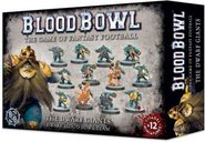 Blood Bowl (2016 edition): The Dwarf Giants – Dwarf Blood Bowl Team