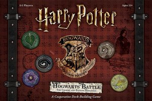Harry Potter: Hogwarts Battle - The Charms and Potions Expansion