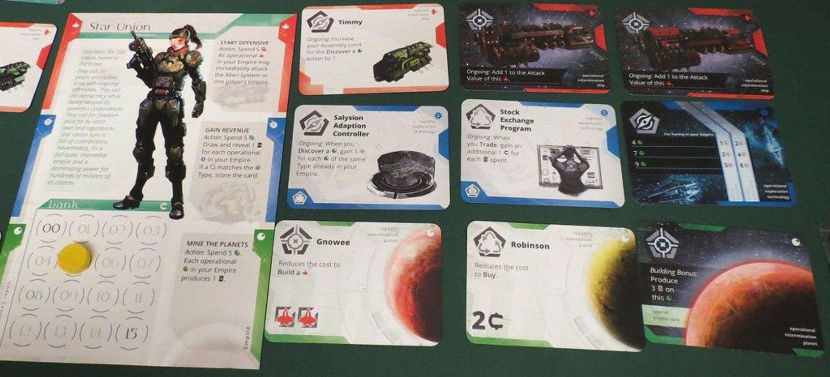 Alien Artifacts gameplay