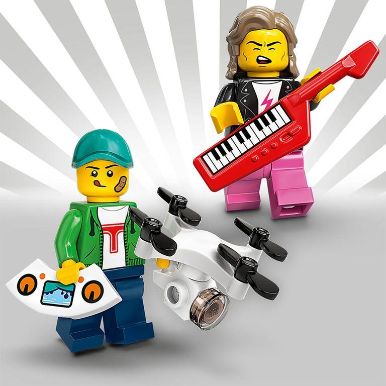 LEGO® Minifigures Serie 20 minifigures