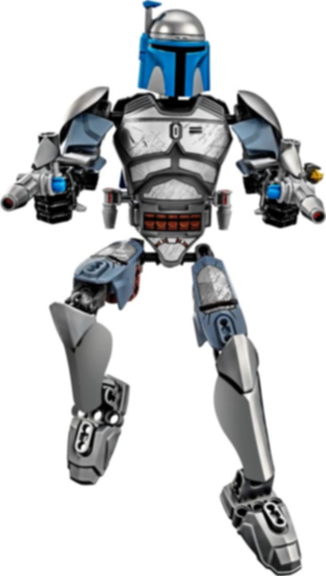 LEGO® Star Wars Jango Fett™ components