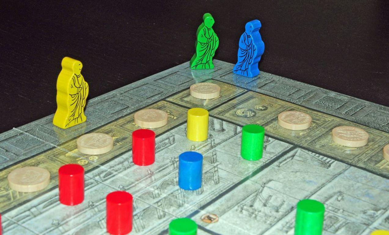 Forum Romanum gameplay