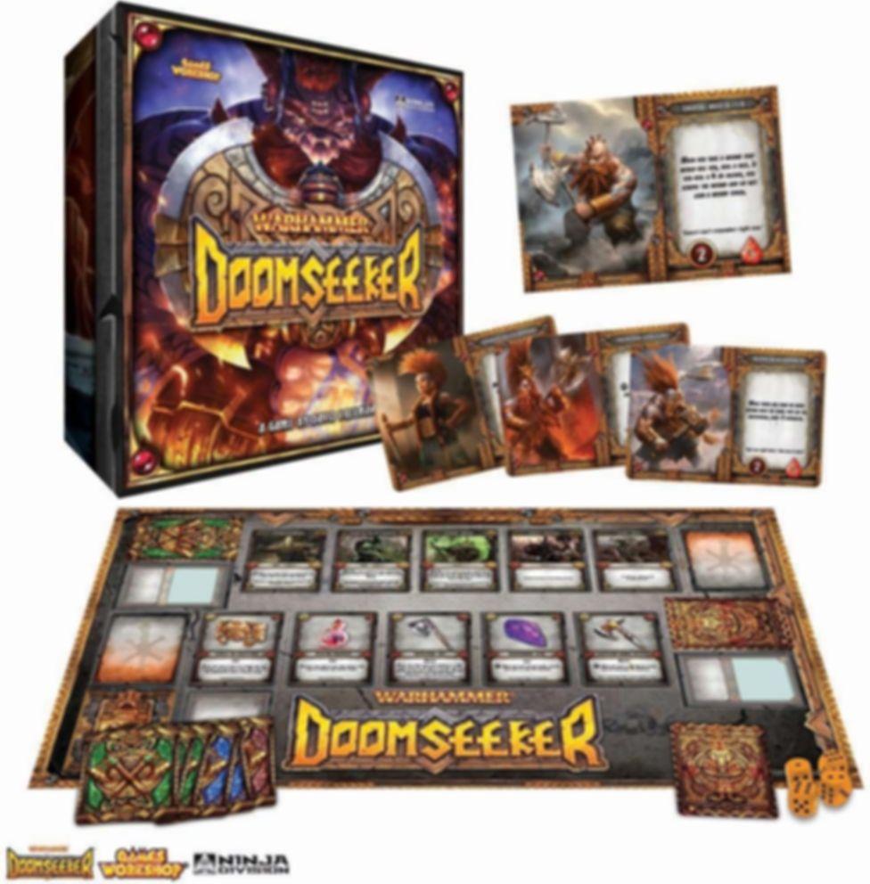Doomseeker components