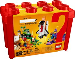 LEGO® Classic Mission to Mars