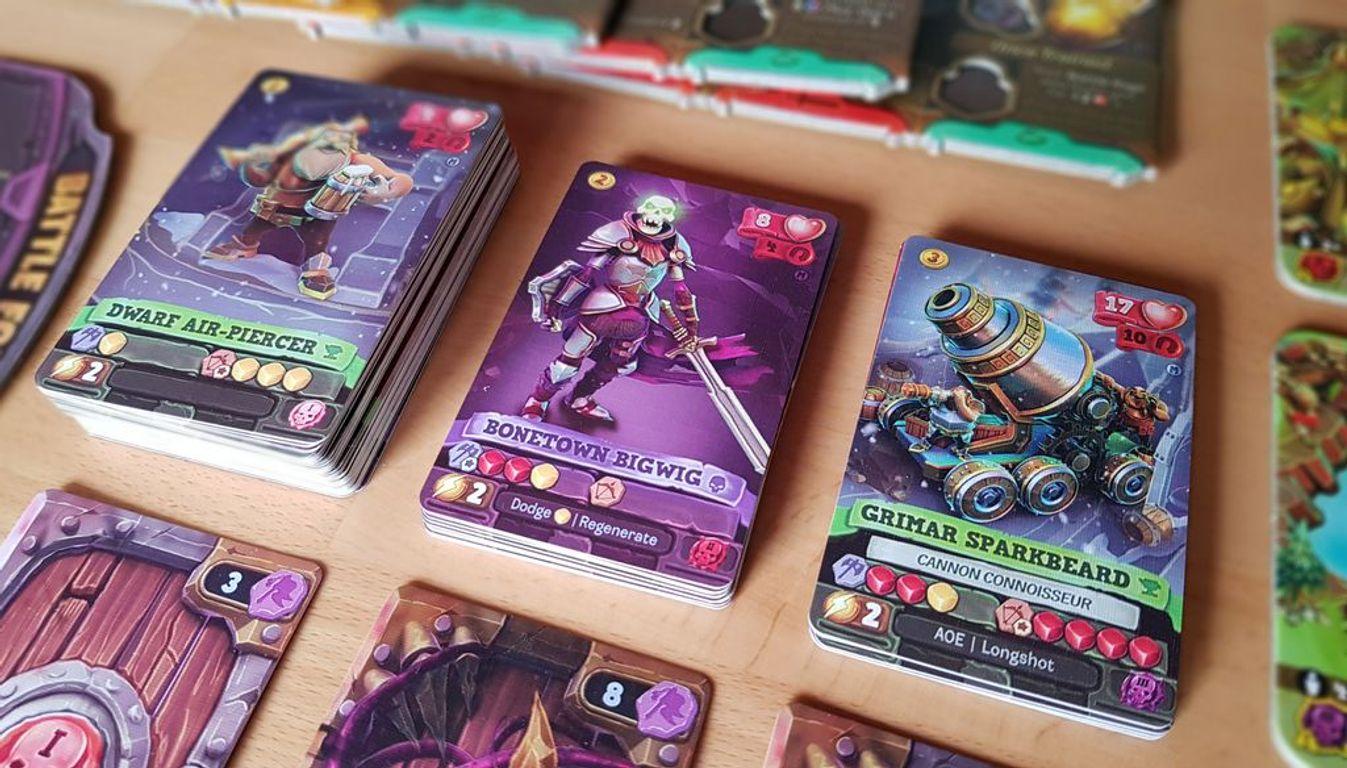 Valor & Villainy: Minions of Mordak cards