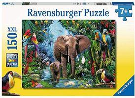 Jungle Elephants