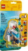 LEGO® Minifigures Fairground MF Acc. Set