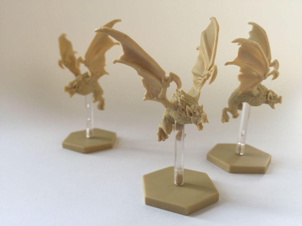 BattleLore (Second Edition): Razorwings Reinforcement Pack miniatures