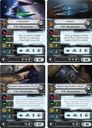 Star Wars: X-Wing Miniatures Game - TIE Phantom Expansion Pack cards