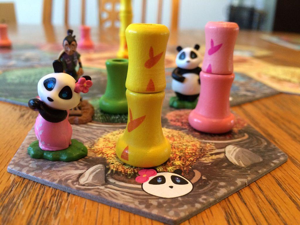Takenoko: Chibis gameplay