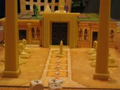 Cleopatra and the Society of Architects components