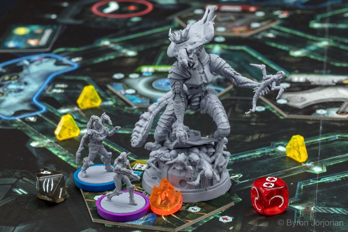 Nemesis gameplay