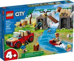 LEGO® City Wildlife Rescue Off-Roader