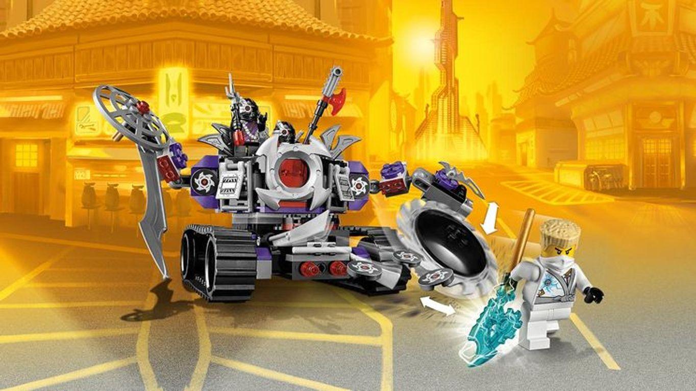 LEGO® Ninjago Destructoid gameplay