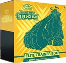 Pokémon Sword & Shield Rebel Clash Elite Trainer Box