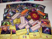 Mage Wars Academy cards