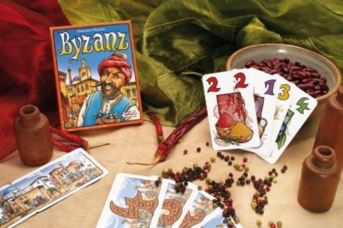 Byzanz components
