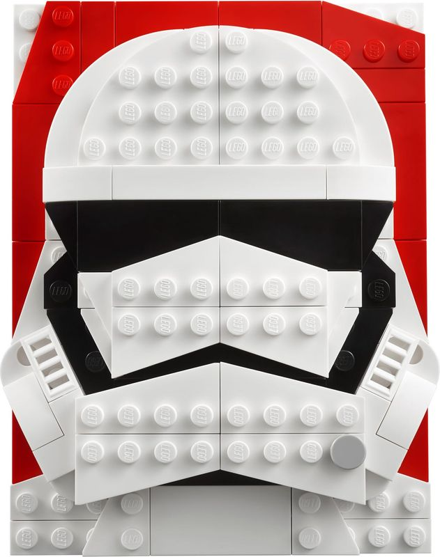 First Order Stormtrooper™ components