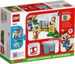 LEGO® Super Mario™ Monty Mole & Super Mushroom back of the box