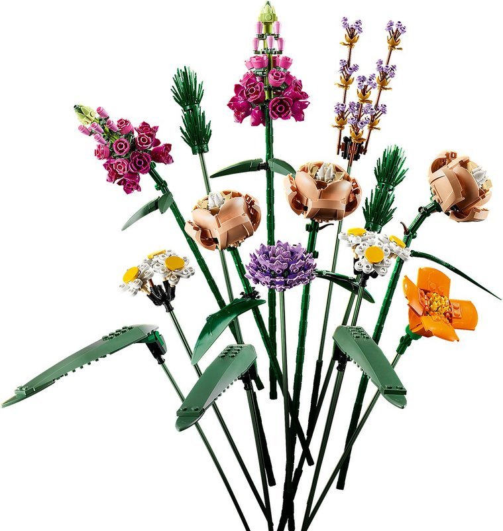 Flower Bouquet components