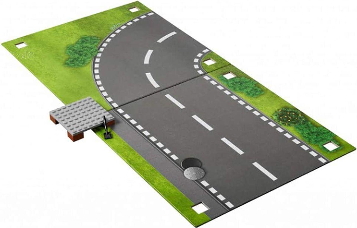 Road Playmat components