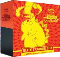 Pokémon Sword & Shield Vivid Voltage Elite Trainer Box