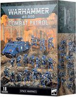 Warhammer 40k - Space Marines - Combat Patrol