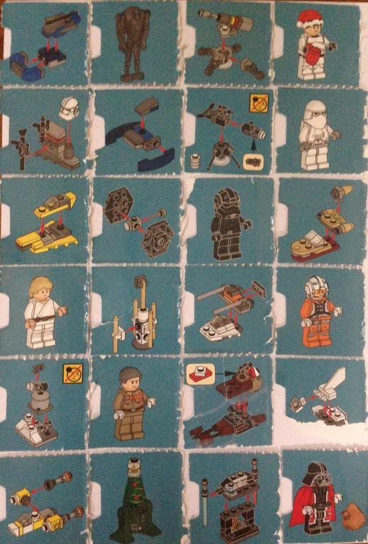 LEGO® Star Wars Advent Calendar 2014 manual