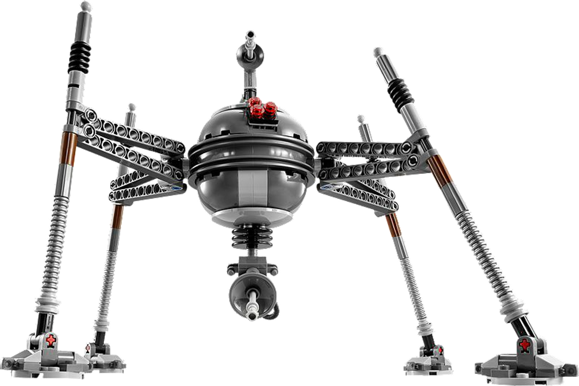LEGO® Star Wars Homing Spider Droid components