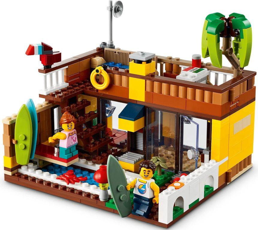 LEGO® Creator Surfer Beach House alternative