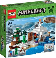 LEGO® Minecraft The Snow Hideout
