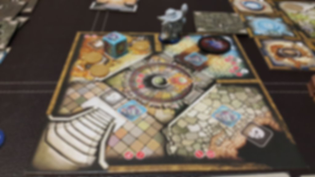 Masmorra - Dungeons von Arcadia komponenten