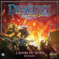 Descent: Voyages dans les Ténèbres (Seconde edition) - l'Antre du Wyrm