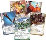 Legend of the Five Rings: The Card Game – A Crimson Offering cards