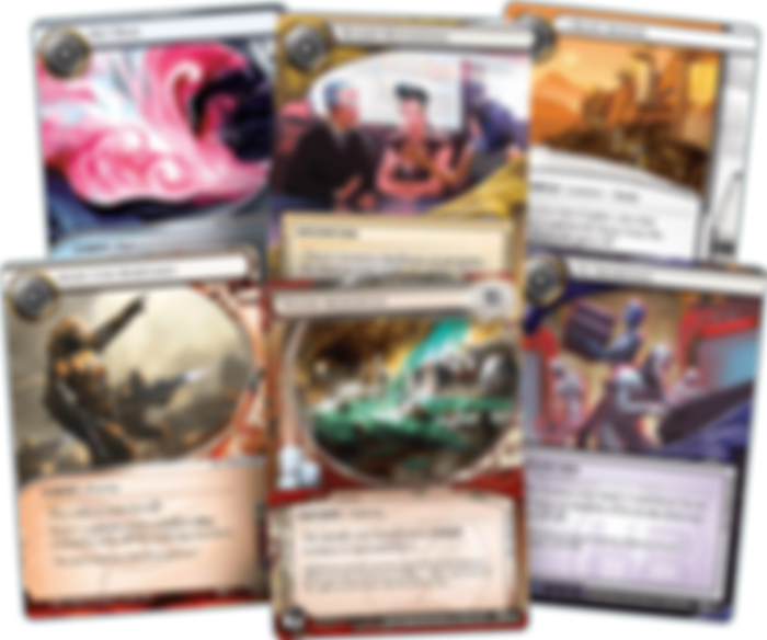 Android: Netrunner - Free Mars cards