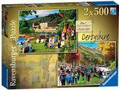 Picturesque Landscapes No.7 Derbyshire - Chatsworth & Dovedale