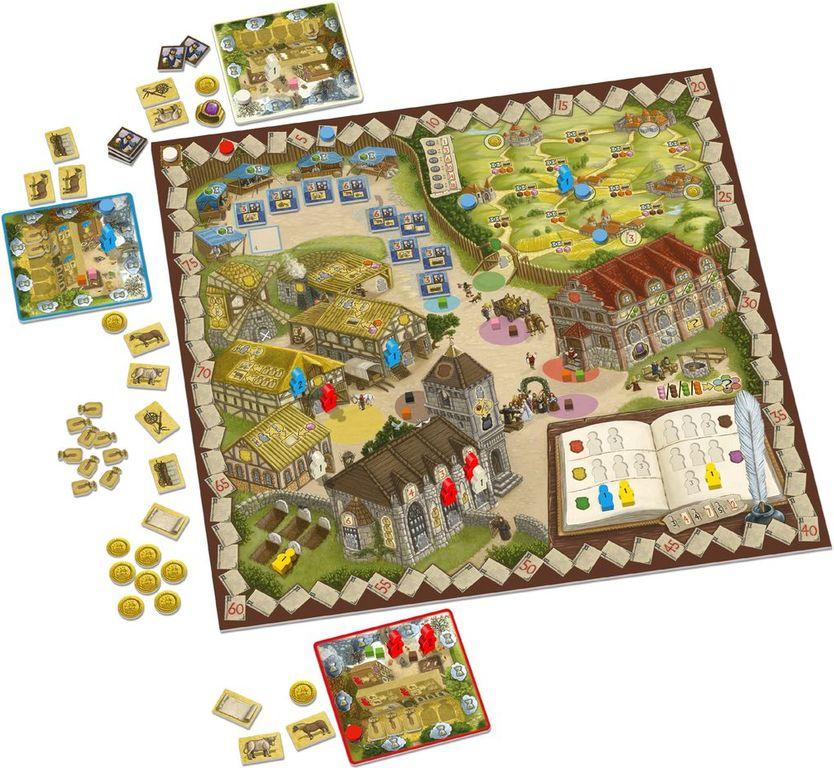 Village components