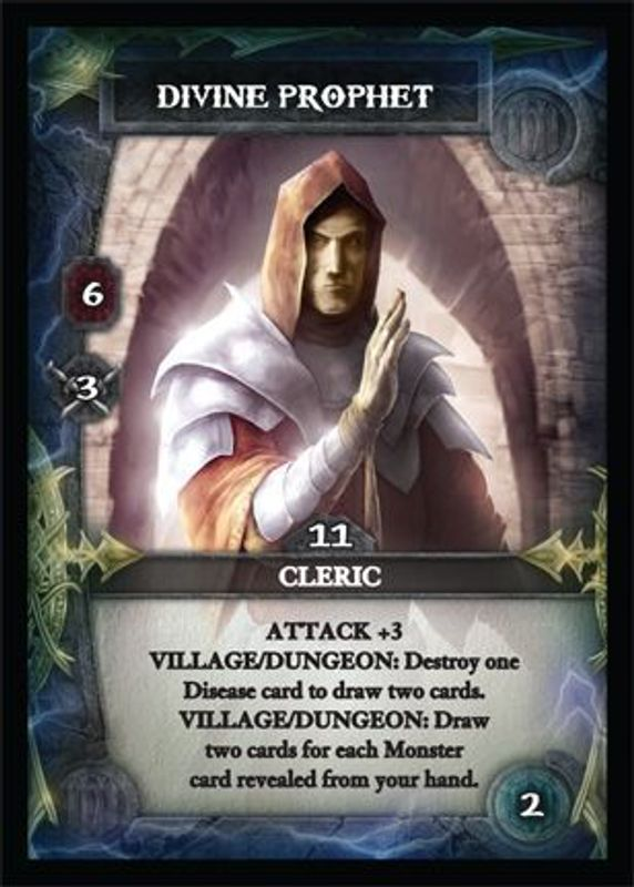 Thunderstone: Wrath of the Elements cards