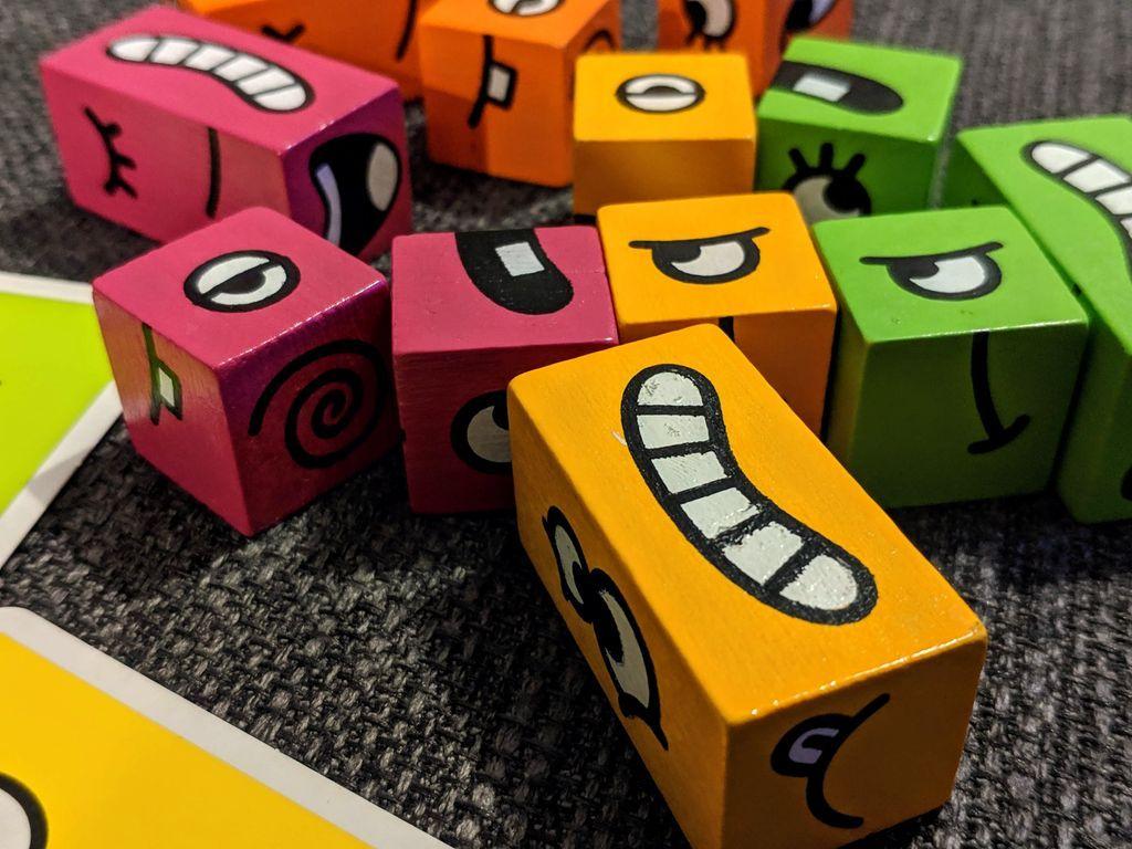 Cubeez gameplay