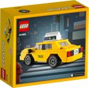 Yellow Taxi back of the box