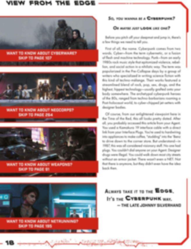 Cyberpunk RED (Core Rulebook) manual