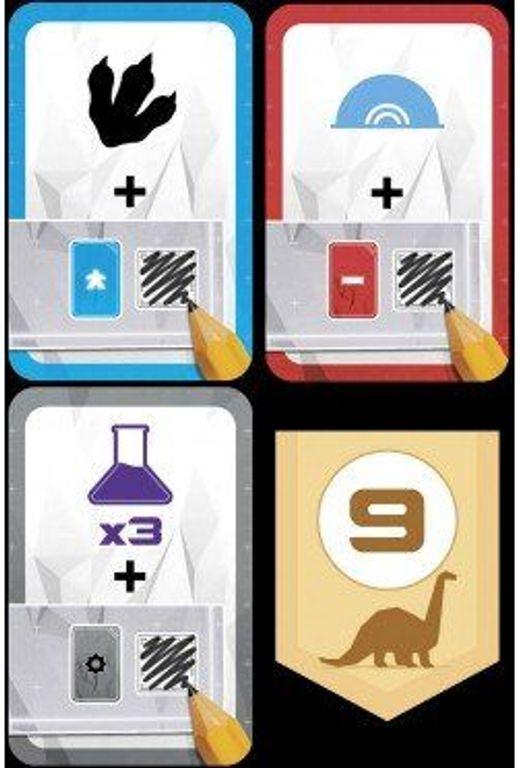 Demeter cards