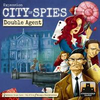 City of Spies: Double Agent expansion