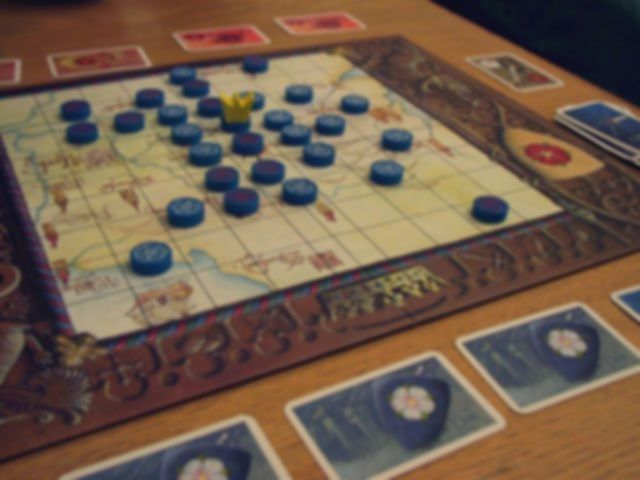 The Rose King gameplay