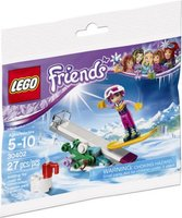 LEGO® Friends Snowboard Tricks