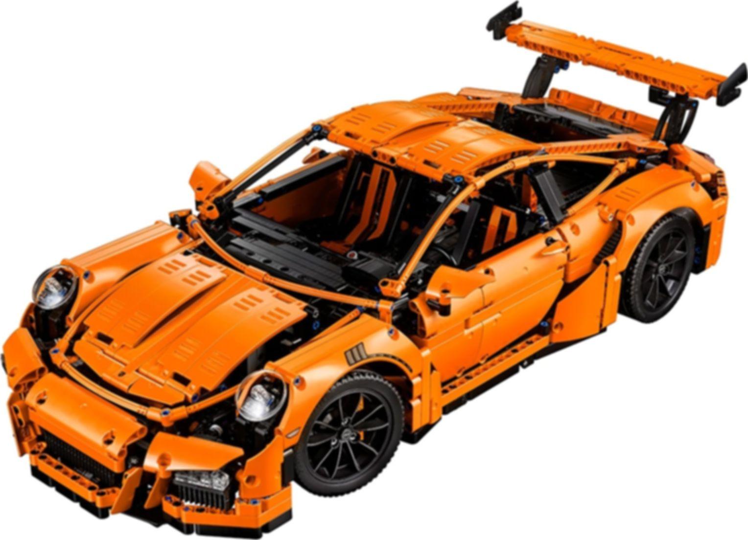 Porsche 911 GT3 RS components