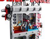 LEGO® Marvel Daily Bugle interior