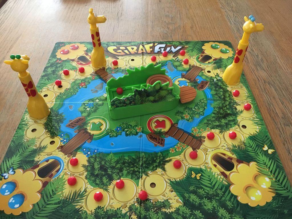 Giraf'Fun gameplay